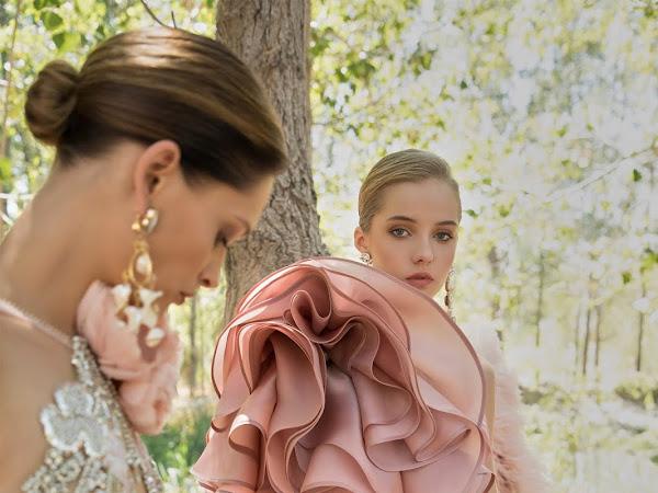 Paris Couture Week Fall 2020 // Elie Saab