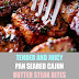 Tender and Juicy Pan Seared Cajun Butter Steak Bites