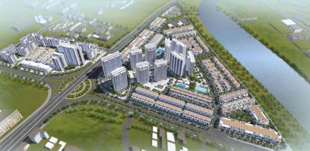 Spring Dong Nai Waterfront City