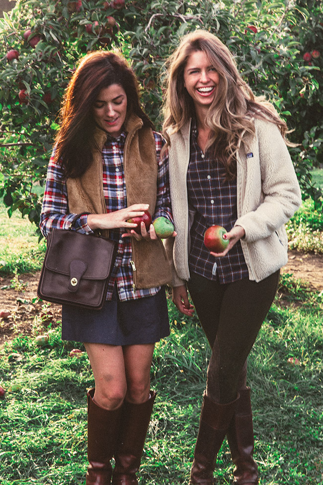 Classy Girls Wear Pearls Apples Pumpkins And Friends