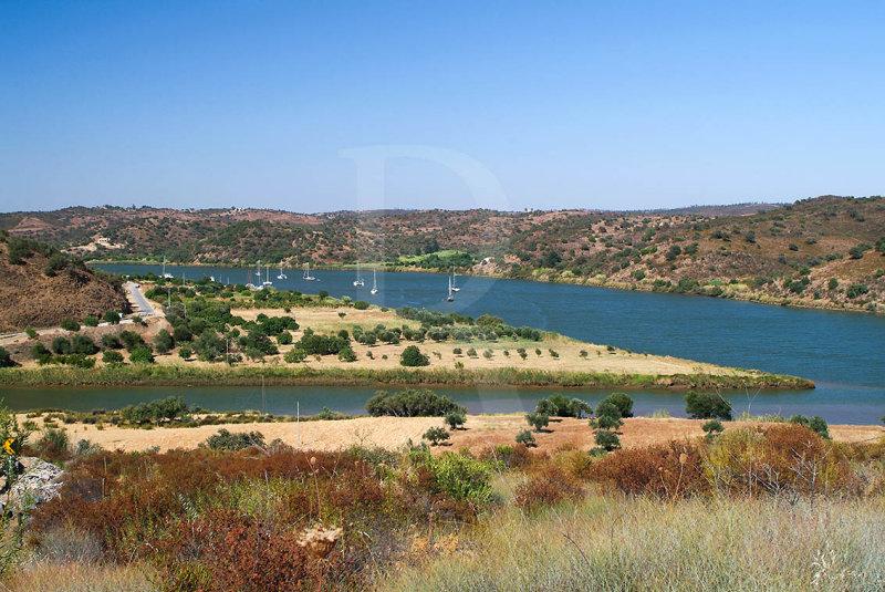 Barragem de Odeleite