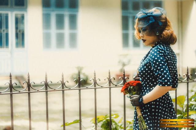 Thiếu nữ tính cách và phong cách thời trang cổ điển | Style Art