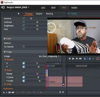 Software Untuk Tukar Wajah Dalam Video Terbaik-3
