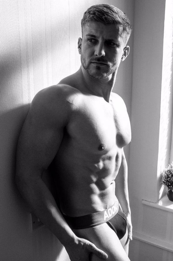 Ryan Yule Shirtless by Anna Laska
