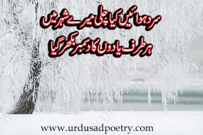 Sard Hawain Kiya Chali Meray Shaher Main