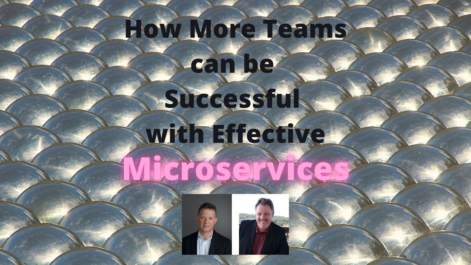 Microservices with Isaac Sacolick