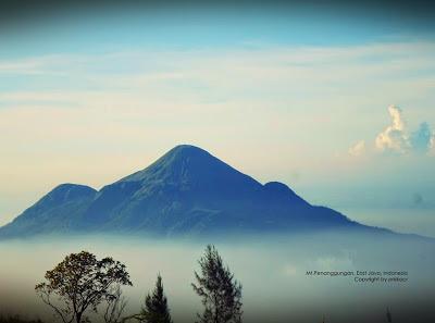 Pendakian Gunung Penanggungan via Jolotundo