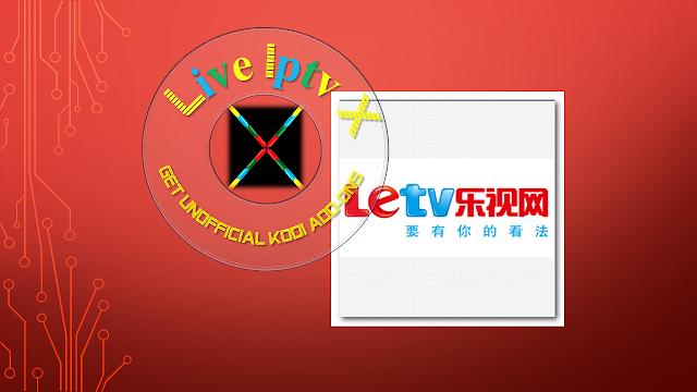 LeTV video plugin