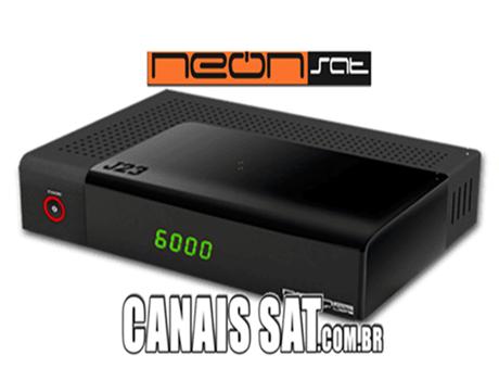 Neonsat J23 Nova Atualização N44 - 24/08/2020