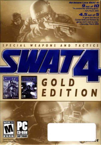 SWAT 4 Gold Edition PC Full Español [MEGA]