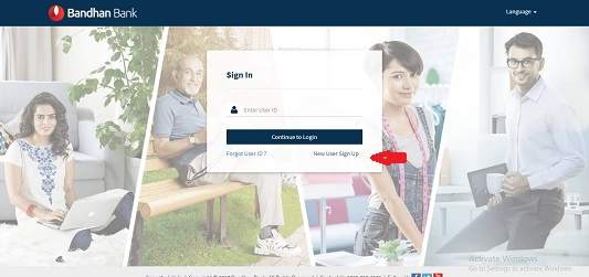 How to activate Bandhan Bank Internet Banking?