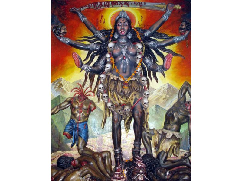 Jai Maa Kali Photos And Kali Maa Wallpapers In HD