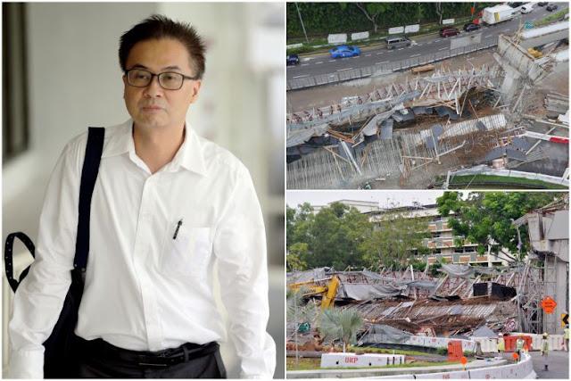 Jembatan Roboh, Singapura Penjarakan Insinyur RI Robert Arianto Tjandra