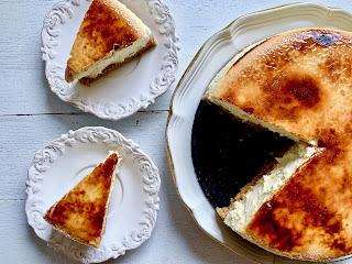 cách làm cheesecake creme brulee tráng miệng sang chảnh
