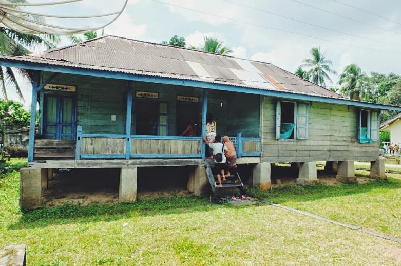 cerita lebaran di sumatera selatan