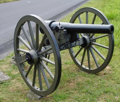 10-Pounder Parrott Rifle picture 3