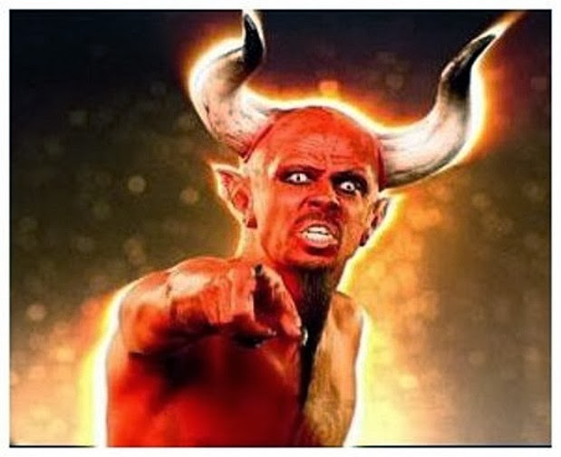 Iblis Cara Iblis Menghukum Setan