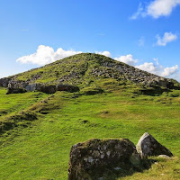 Photos of Ireland: cairns at Loughcrew in the Boyne Valley