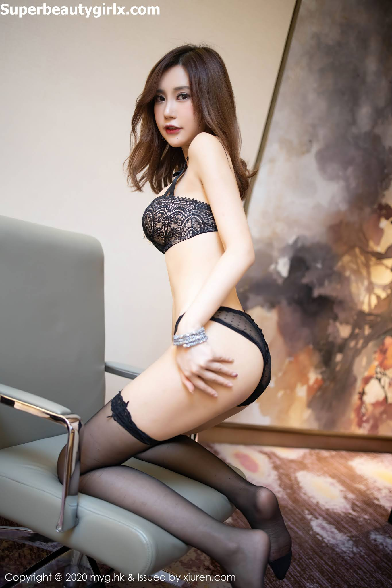 MyGirl-Vol.469-Ula-Qi-Li-Jia-Superbeautygirlx.com