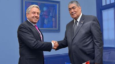 Países Bajos agradece a República Dominicana por ayudas enviadas a Sint Maarten