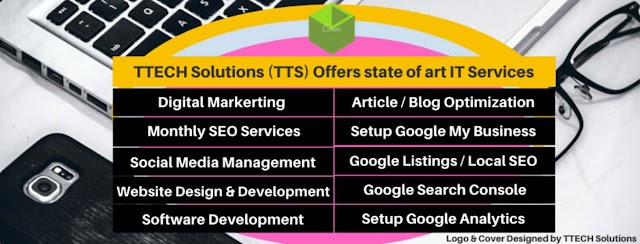 Digital Marketing, SEO & other state of art Technology Services - TTS