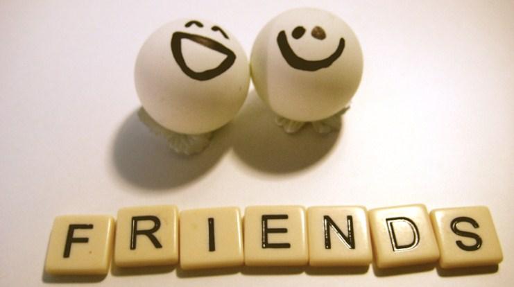 Những người bạn nếu gặp là may mắn trong cuộc đời