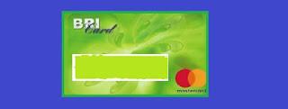 Gambar Kartu ATM BRI Hijau