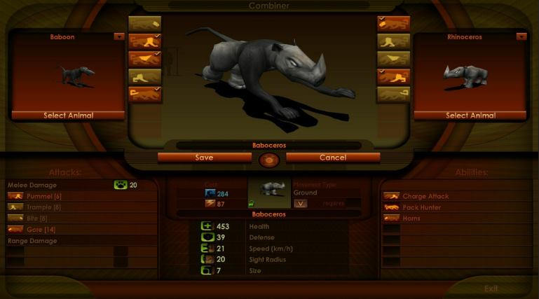 Impossible Creatures PC Full