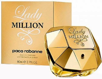 PACCO RABANNE - LADY MILLION