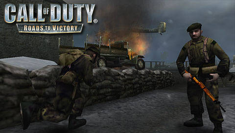Download Call of Duty Roads to Victory ISO PSP PPSSPP Android