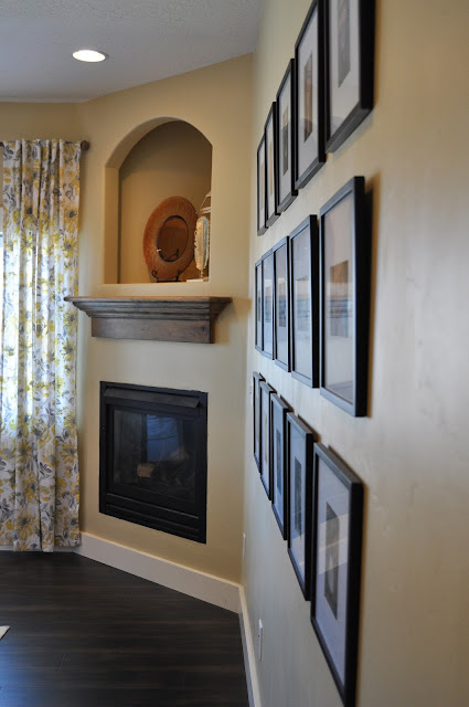 Master bedroom remodel after from www.jengallacher.com. #masterbedroom #bedroommakeover #bedroomremodel #yellowbedroom