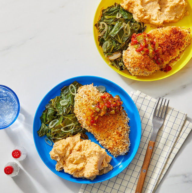 Celebrate Disney Pixar's 'Soul' with Family Friendly Meals from Blue Apron - dellahsjubilation.com