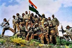 The perfect lesson for Kargil conflict