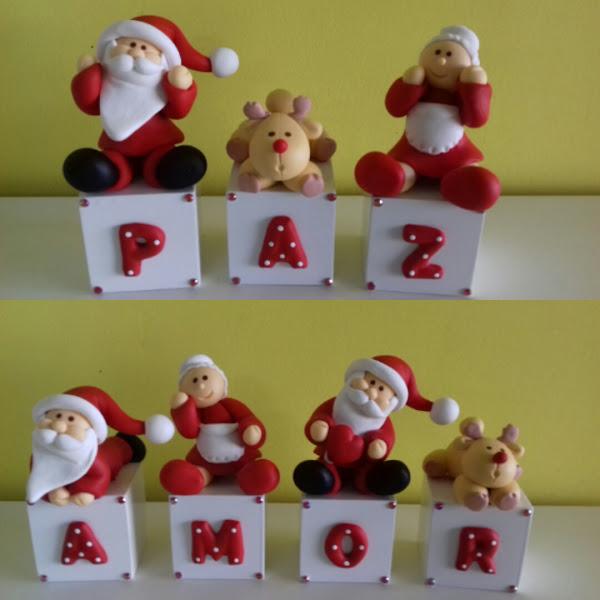 Cubos de Natal