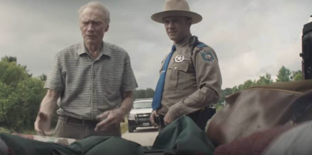 "Cool Clint Does it Again: Eastwood's ""The Mule"" Enters the Oscar Contest Late, But the 88 Year Old Director Has Another Hit"