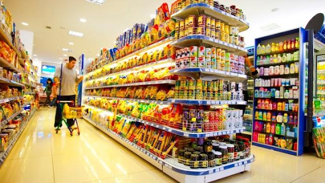 Πελοπόννησος: Αύξηση τζίρου 13,3% στο οργανωμένο λιανεμπόριο τροφίμων