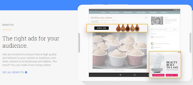 Cara Membuat Unit Iklan Mirip Google AdSense Buat Blogspot
