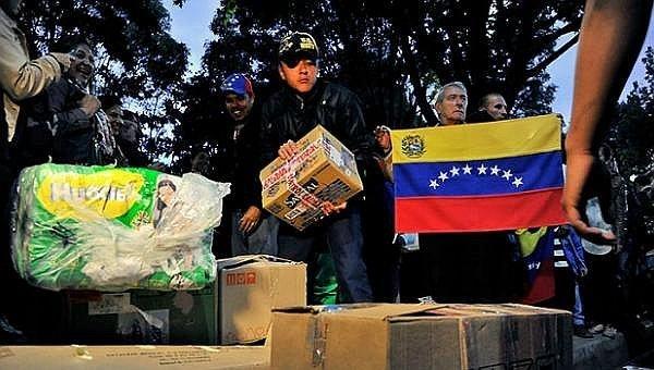 Venezuela declara alerta militar y cierra frontera con Curazao ante llegada de ayuda humanitaria