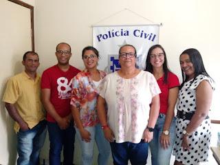 Itiruçu: Conselho Tutelar reafirma parceria com a Policia Civil