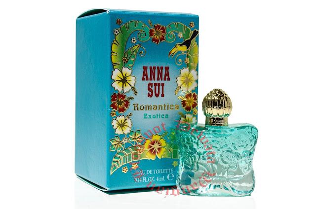 ANNA SUI Romantica Exotica Miniature Perfume