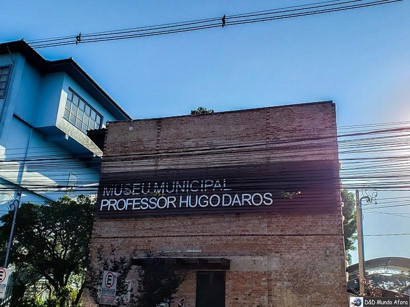 Museu Municipal Professor Hugo Daros - o que fazer de graça em Gramado