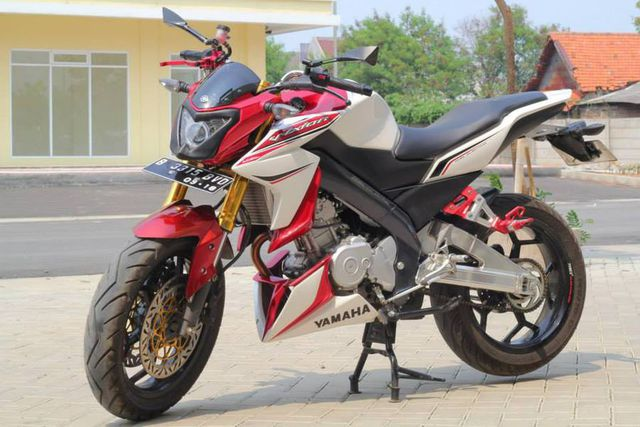 Top modifikasi motor vixion advance