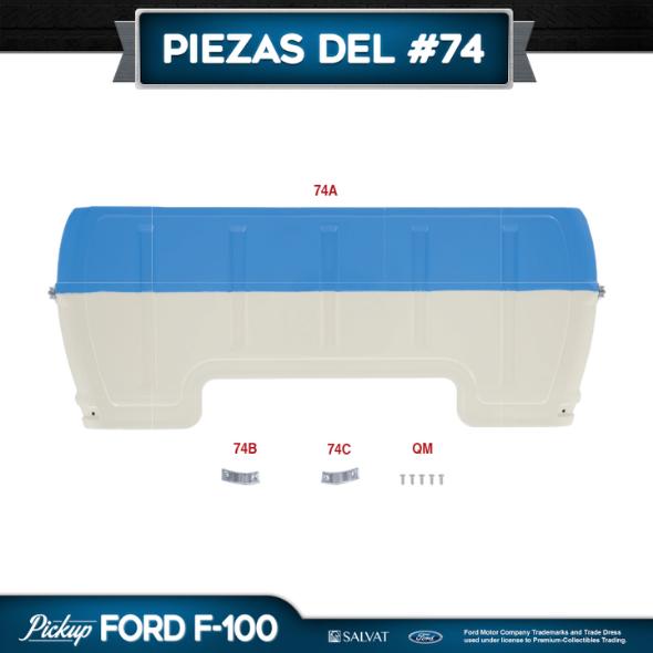 Entrega 74 Ford F-100
