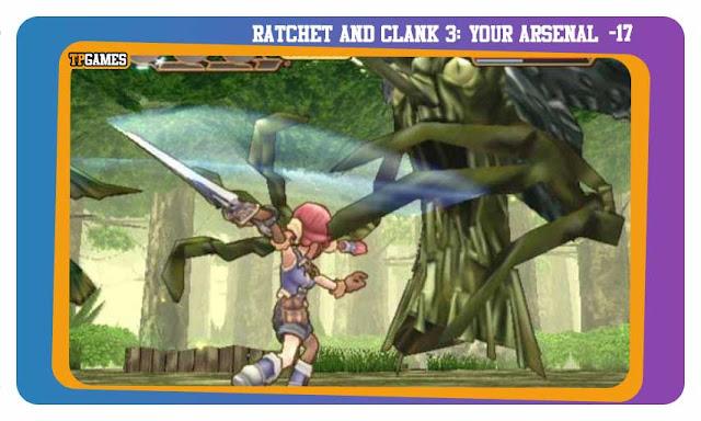 لعبة RATCHET AND CLANK 3: YOUR ARSENAL