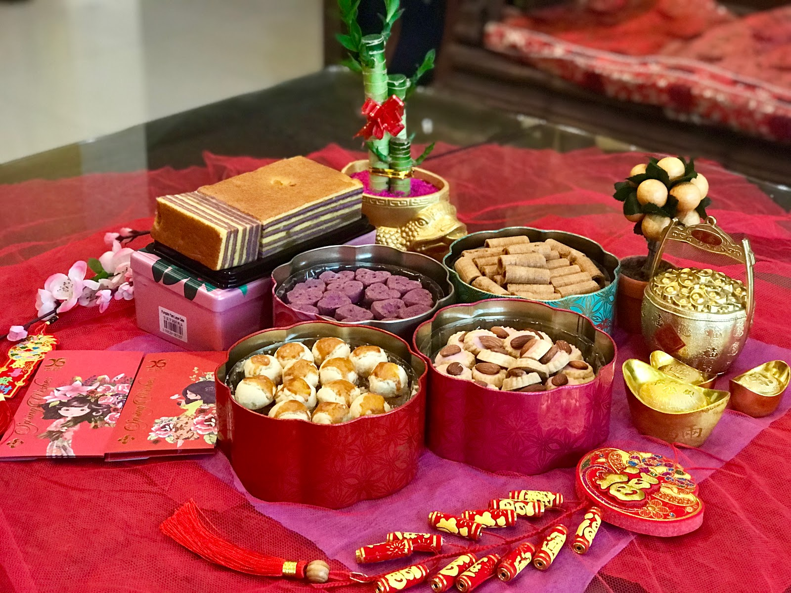 [Review] Nyonya Style Chinese New Year's Cookies by Yong Sheng Gift Shop