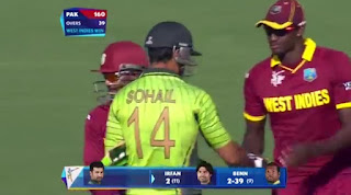 West Indies vs Pakistan Highlights - 10th Match | ICC Cricket World Cup 2015