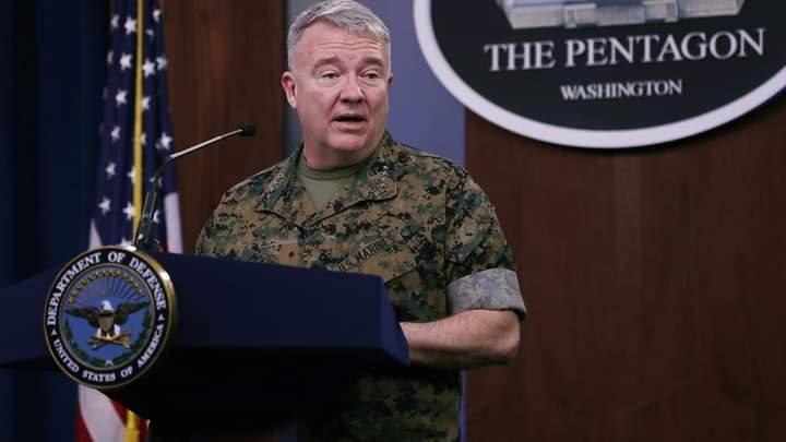 قائد القيادة المركزية الأميركية في إسرائيل لبحث التهديد الإيراني