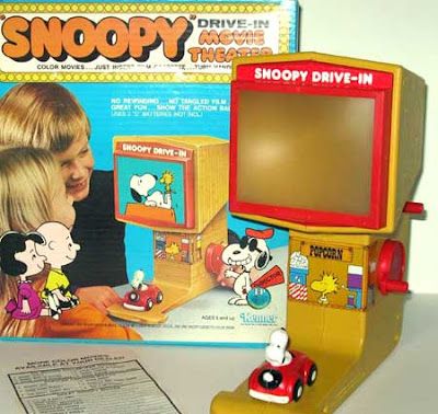 Snoopy Drive-in Theater