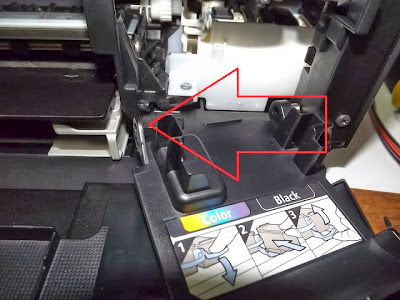How To Put Continuous System Hoses On Canon Pixma Mg2140