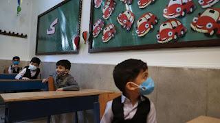 Negara Syiah Iran Kembali Tutup Sekolah Akibat Lonjakan Infeksi Covid-19